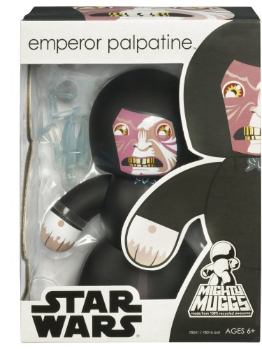 Star Wars Mighty Muggs: Emperor Palpatine