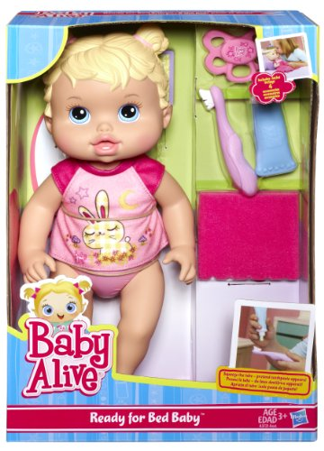 Baby Alive Ready For Bed Baby front-888779