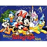 Walt Disney World Official Autograph Book
