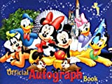 Walt Disney World Official Autograph Book (Theme Park Exclusive)