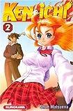 echange, troc Shun Matsuena - Ken-Ichi, Tome 2 :
