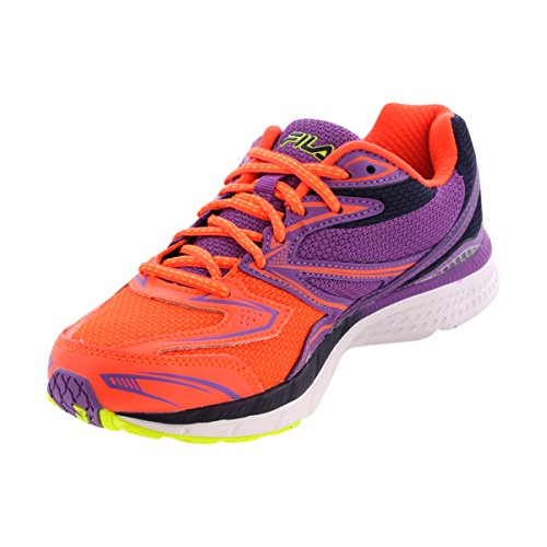 Fila - Women's Memory Armitage Athletic sneakers - coral/orange