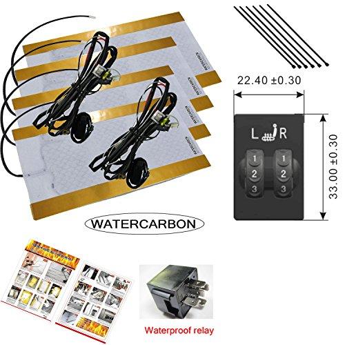 water-carbon-calefaccion-de-asiento-para-toyota-rav4-dedicada-de-2-rueda-interruptor-built-in-auto-d