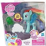 MLP Crystal Motion Rainbow Dash Doll