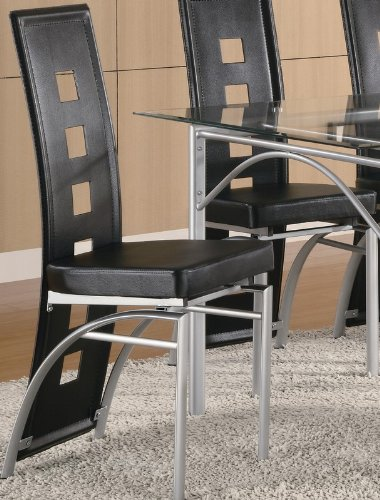 Leather Dining Room Chairs 825