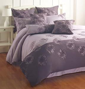 Amazon Com Kathy Ireland Park Lane 10 Piece Bedding Set