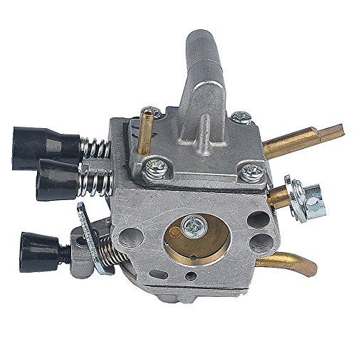 HIPA Carb Caburetor for STIHL FS120 FS120R FS200 FS200R FS020 FS202 TS200 FS250 FS250R FS300 FS350 String Trimmer C1Q-S35B C1Q-S36G C1Q-S51C