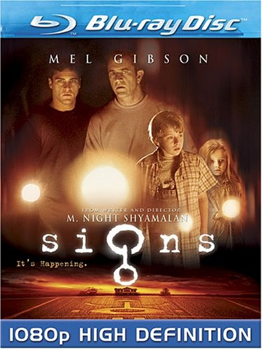 Cover art for  Signs [Blu-ray]