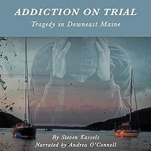Addiction on Trial: Tragedy in Downeast Maine Hörbuch von Steven Kassels Gesprochen von: Andrea O'Connell