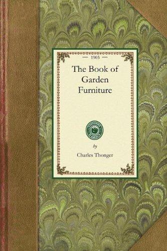 Book of Garden Furniture (Gardening in America)