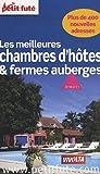 echange, troc Jean-Paul Labourdette, Dominique Auzias, Collectif - Les meilleures chambres d'hôtes & fermes-auberges