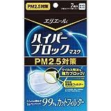エリエール ハイパーブロックマスク PM2.5対策 ふつうサイズ 7枚入 衛生医療 マスク 機能性マスク [並行輸入品]