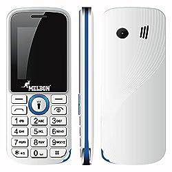 Melbon Dude 22 White Dual Sim Moblie Phone