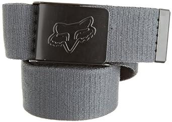 (简约)以色列 Fox Men's Mr Clean Web Belt男款纯棉卡其色帆布腰带 $14.96
