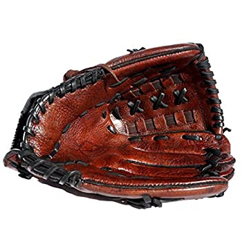 Luxury Vintage Leather Baseball Glove | Hand Made by The MVP