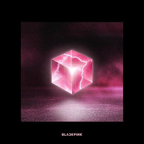 GENIE MUSIC BLACKPINK - SQUARE UP [Black ver.] (1st Mini Album) CD+Photobook+Renticular Lyrics+Postcard+Photocards+Double-Side Folded Poster+Free Gift [+Peso($36.00 c/100gr)] (KR.ME.16.51-8.98-B07DLQWVGF.313)