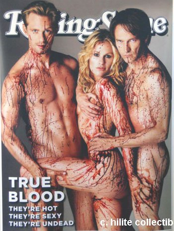 True Blood Rolling Stone Cover Poster Large 26