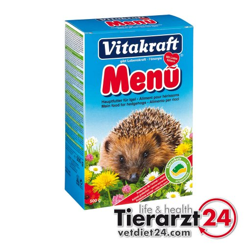 VITAKRAFT – Igelfutter 500 g