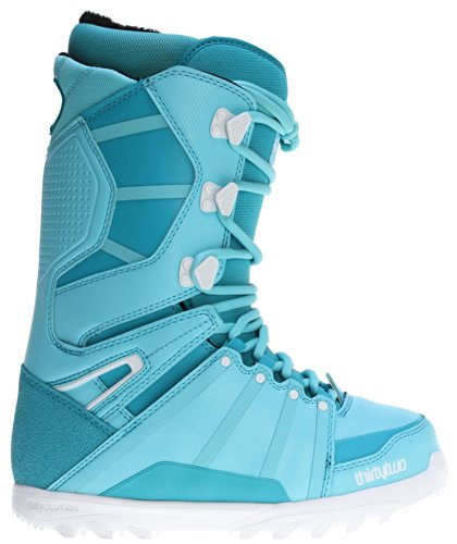 thirtytwo Women's Lashed 13 Inch Snowboard Boot,Blue,8 D US