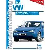 VW Golf IV / Bora: 1.4-/1.6-/2.0-Liter-... (Reparaturanleitungen)