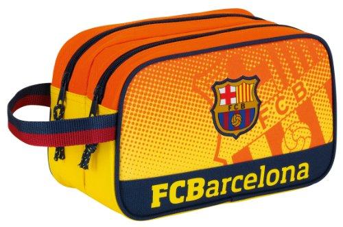 Imagen principal de Barça-2 Neceser 2 departamentos 26 cm