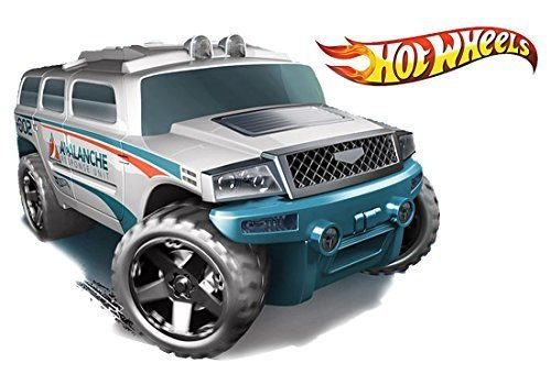 Hot Wheels, 2015 HW Off-Road, Rockster [White] Die-Cast Vehicle #108/250 - 1