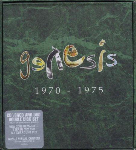 Genesis 1970–1975 artwork