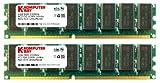Komputerbay 2GB ( 2 X 1GB ) DDR