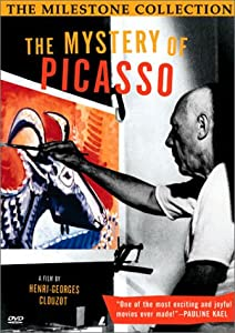 "Cover of ""The Mystery of Picasso"""