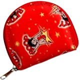 Betty Boop Lenticular Coin Purse, Changing Image pattern, Red