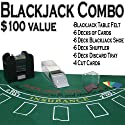Blackjack Combo Pack - All-in-one Blackjack Kit