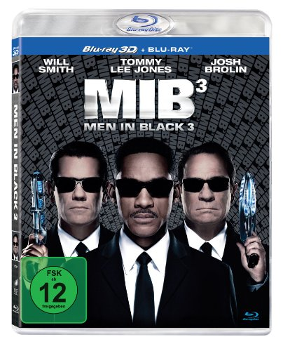 Men in Black 3 (+ Blu-ray) [Blu-ray 3D]