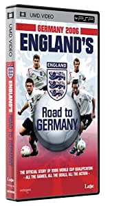 England's Road to Germany [UMD pour PSP]