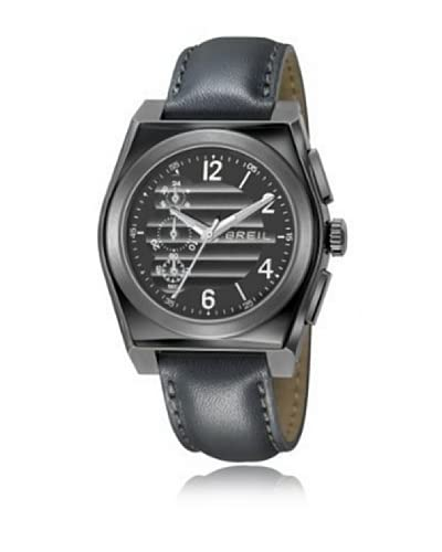 Breil Reloj de cuarzo Man Escape Negro 42 mm