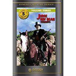 Judge Roy Bean, Volume 3 (5 Episodes)