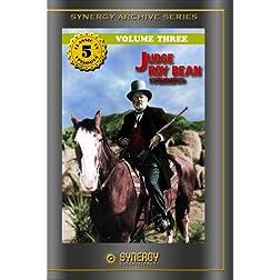 Judge Roy Bean, Volume 3 (5 Episodes)