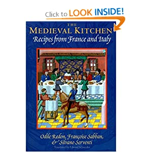 Click to buy Italian Cookbooks: The Medieval Kitchen: Recipes from France and Italy from Amazon!
