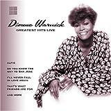 echange, troc Dionne Warwick - Greatest Hits Live