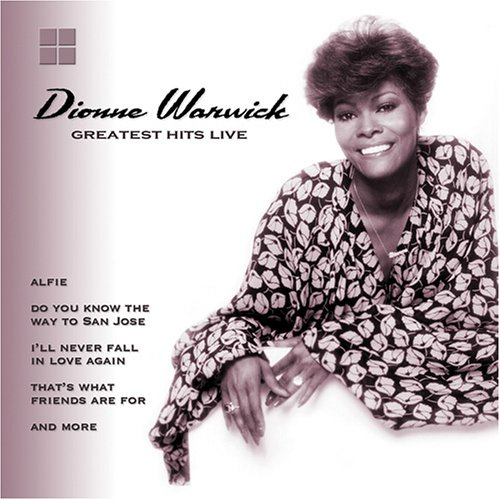 DIONNE WARWICK - GREATEST HITS (1979 TO 1990) - LP
