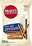 Mary's Gone Crackers Sea Salt Pretzels 7.5 onces