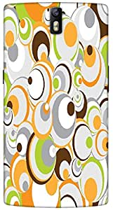 Timpax protective Armor Hard Bumper Back Case Cover. Multicolor printed on 3 Dimensional case with latest & finest graphic design art. Compatible with One Plus One ( 1+1 ) Design No : TDZ-21779