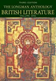 The Longman Anthology of British Literature: v. 1 (1405854227) by Damrosch, David