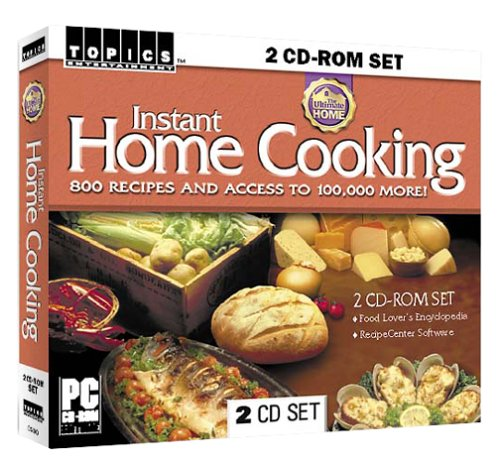 Instant Home Cooking (Jewel Case)
