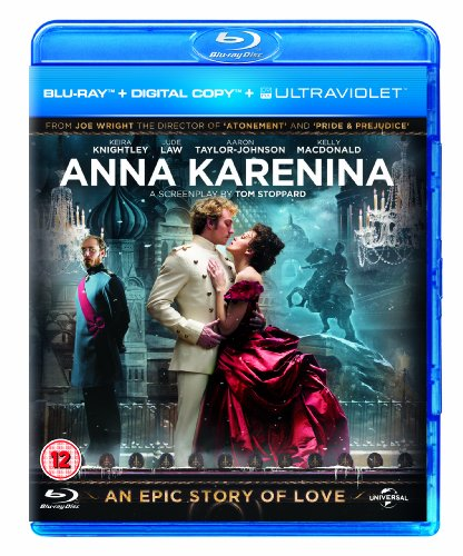 ANNA KARENINA (BLU-RAY+DIGITAL COPY+UV)