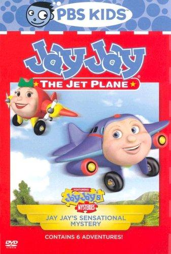 Jay Jay the Jet Plane: Jay Jay's Sensational Mystery