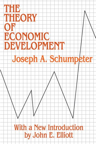 Image of The Theory of Economic Development: An Inquiry into Profits, Capital, Credit, Interest, and the Business Cycle