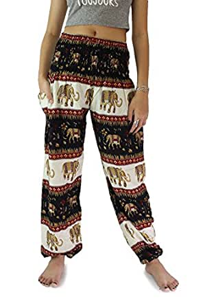 New Bangkokpants L Comfiest Hippie Pants Harem Pants In The World