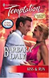 img - for Kiss & Run (Harlequin Temptation, No. 1018)(24 Hours: The Wedding) book / textbook / text book