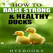 How to Raise Strong & Healthy Ducks: Quick Start Guide: How to eBooks, Volume 49 Audiobook by  HTeBooks Narrated by Sam Slydell