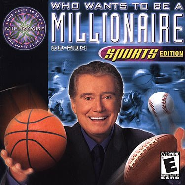 Who Wants To Be A Millionaire Sports Edition - 1